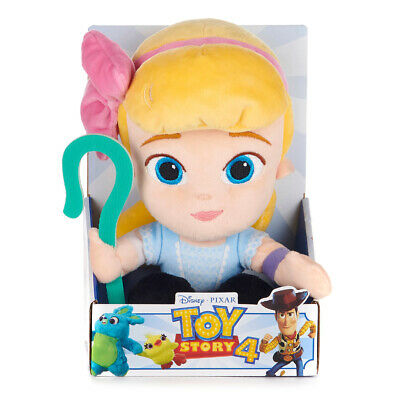 NEW Disney Pixar Toy Story 4 Bo-Peep 25cm Soft Doll In Gift Box • 12.99£