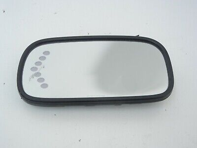 $59.95 • Buy Cadillac DTS Buick LUCERNE 06-09 Left Side AUTO DIM Mirror GLASS Turn Lamp OEM