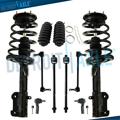 $243 • Buy 2005-2007 2008 2009 2010 Ford Mustang 10pc Front Struts W/Spring Sway Bar Tierod