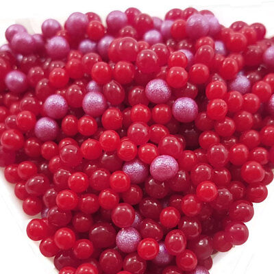 AU14 • Buy 10 Litre Orbeez Water Beads Hot Pink Mix For Flowers Best Quality Aussie Stock