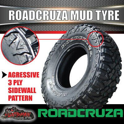AU206 • Buy 4WD Mud Tyre 305/70R16 L/T 118Q Roadcruza RA3200 M/T 8Ply 305 70 16  33  Tire