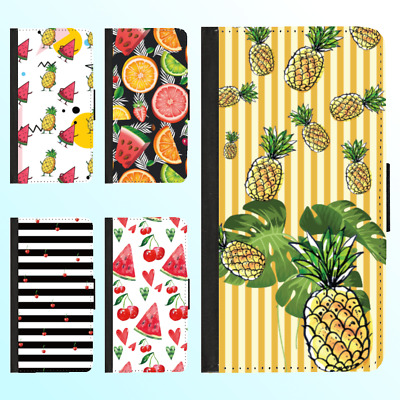 AU13.99 • Buy IPhone 12 11 Pro Max SE 8 7 Plus 6 Case Flip Wallet Shockproof Cute Fruit Cover
