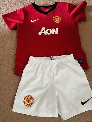 super popular 0d4cf ee40b manchester united kit kids