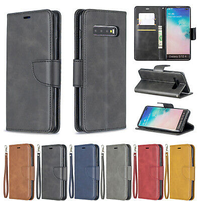 $ CDN6.33 • Buy For Samsung Galaxy S10e S9 S8+ Note 9 8 Flip Leather Case Magnetic Wallet Cover