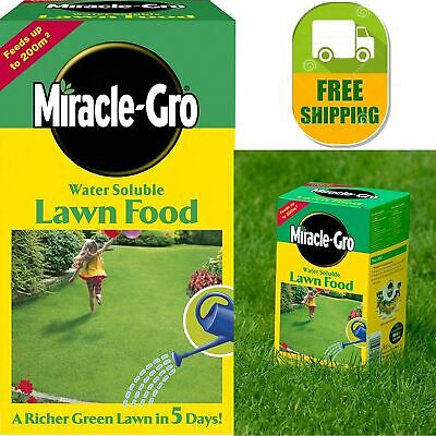 £6.95 • Buy Miracle Grow Water Soluble Richer Lawn Grass Food Fertiliser Feed 1Kg - NEW!