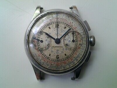 $ CDN2538.45 • Buy Vintage  Chronograph Jaeger Movement Universal 285
