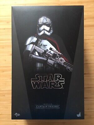 $175 • Buy Hot Toys Star Wars: The Force Awakens CAPTAIN PHASMA 12  Figure 1/6 Scale MMS328