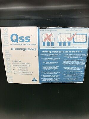 £550 • Buy Quality Storage Solutions Bunded Oil Tank 1350 Litres Diesel Storage Can Deliver