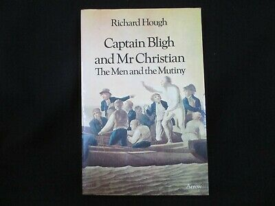 £3.57 • Buy Captain Bligh And Mr Christian: The Men And The Mutiny By Richard Hough