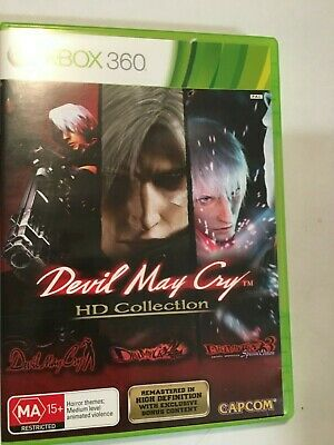 AU10.71 • Buy Devil May Cry - Hd Collection - 3 Games - Xbox 360 Xbox360 - Vgc - Free Post