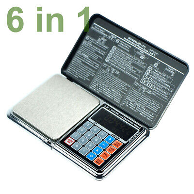 $11.95 • Buy 500g X0.01g  Digital Pocket Scale DP01  Jewelry Herb Coins Reload Free Shipping