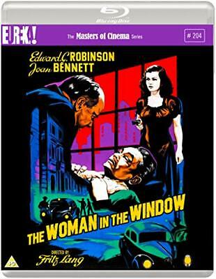 AU36.44 • Buy The Woman In The Window Masters Of Cinema Blu-ray Edition