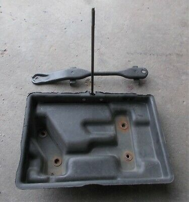 AU39 • Buy TOYOTA ARISTO JZS147 2JZ-GTE Engine Bay Battery Tray And Holder 74410-30030 #12E