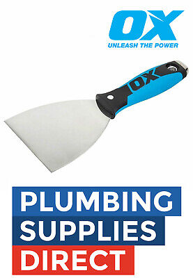 OX Tools Pro Jointing Knife Plastering Stainless Steel 152mm OX-P013215 • 10.99£