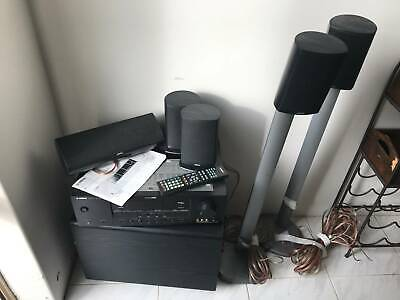 AU280 • Buy Yamaha RX-V363 Receiver And Jamo Sub And Surround Speakers