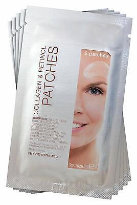 Rio 60 Second Face Lift Facial Toner Replacement Patches • 18.55£