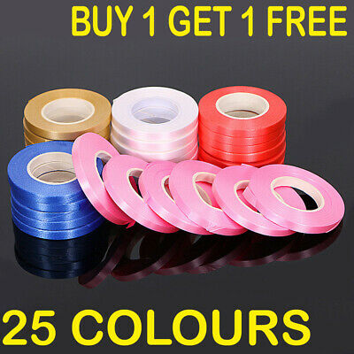 $2.10 • Buy 5mm Curling Ribbon Polypropleyne10 METER Perfect For Balloons & Gift Wrap