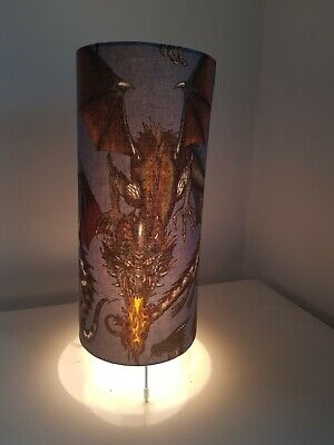 Handmade Game Of Thrones Style Dragon Table Lamp • 38£