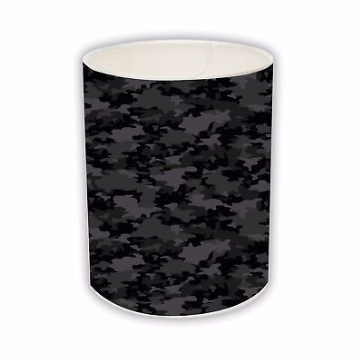 £55.99 • Buy Army Camouflage Light Shade Lamp Cover Camo Bedroom Office Decor Boys Girls NEW