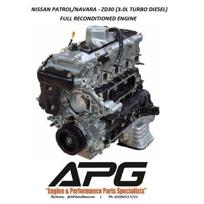 Nissan Patrol Zd30 Engine | Compare Prices on Dealsan