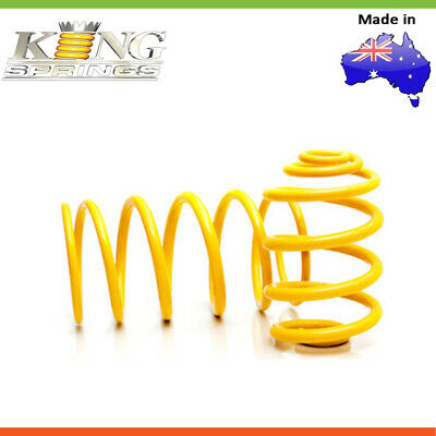 $201.44 • Buy 2x New * King Springs * LOWERED COIL SPRINGS For BMW E34 523,525-REAR
