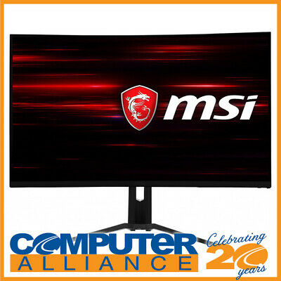 AU799 • Buy 31.5  MSI OPTIX MAG321CURV 4K Curved Gaming Monitor With USB-C