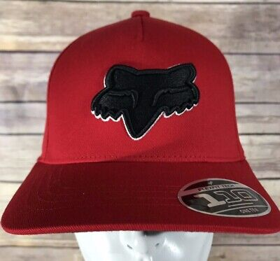 low priced eba57 47518 Fox Racing Youth Epicycle 110 Snapback Cap Baseball Hat Red • 23.00