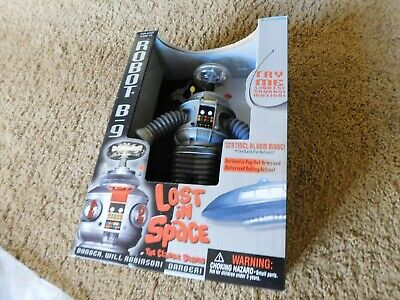 AU137.85 • Buy Lost In Space Robot B9 The Classic Series Lights! Sounds! Motion! MIB