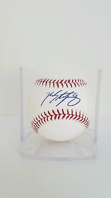 $ CDN33.08 • Buy 2018 LA Dodgers All Star ROSS STRIPLING Signed Official MLB Baseball