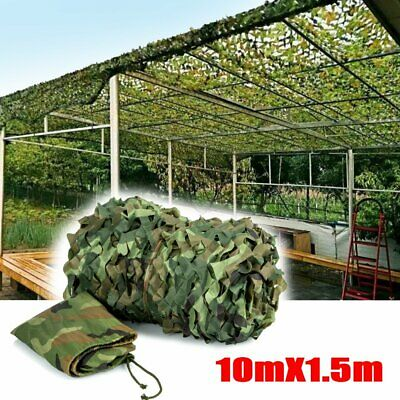 Camo Net Camouflage Netting Reversible Green/Army/Camping/Shooting By OGORI • 21.99£