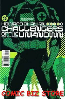 Challengers Of The Unknown #5 (2004) 1st Printing Bagged & Boarded Dc Comics • 2.05£