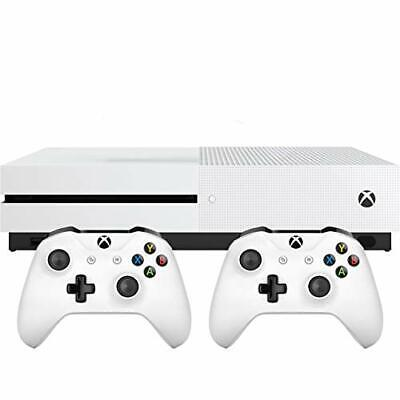 $399.99 • Buy Microsoft Xbox One S Two-Controller Bundle 1TB Gaming Console BRAND NEW