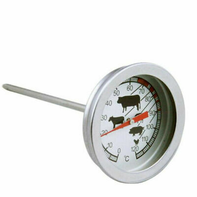 Dial Roast Meat Chicken Turkey Beef Cooking BBQ Food Thermometer • 3.22£