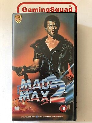 £6.99 • Buy Mad Max 2 (Alternate) VHS Video Retro, Supplied By Gaming Squad