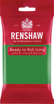 Lincoln Green Renshaw Ready To Roll Icing 250g Packets • 2.44£