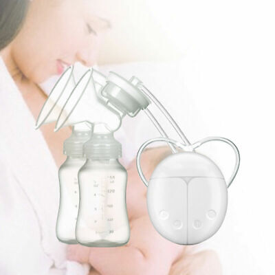 View Details NEW Electric Hand Free Breast Pump Automatic Double Intelligent Baby Feeder USB. • 11.39£
