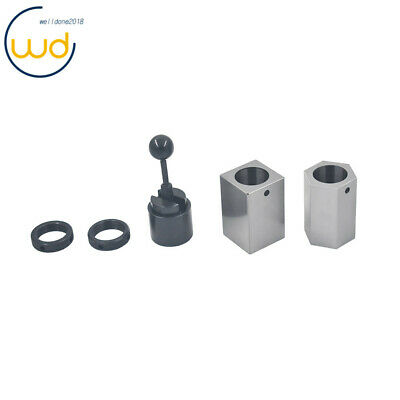 $ CDN59.15 • Buy 5c Collet Block Set- Square, Hex, Rings & Collet Closer Holder NEW