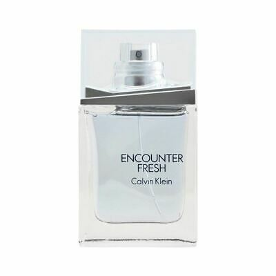£14.95 • Buy Calvin Klein Encounter Fresh 50ml Eau De Toilette Spray Scuffed/Dented Packaging