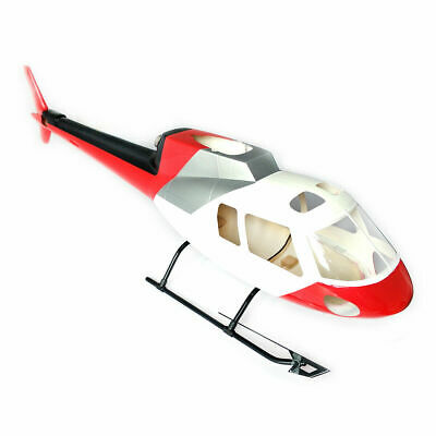 £189 • Buy Kit AS350 Ecureuil 500 Size Pre-Painted Fuselage For Helicopter Model RC Plane