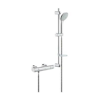 £159.05 • Buy GROHE 34437000 Grohtherm 1000 Cosmopolitan Thermostatic Shower With Bar Mixer