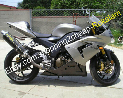 $459 • Buy For Kawasaki Ninja ZX10R 04 05 ZX10R ZX-10R Injection Sportbike Fairing Body Kit