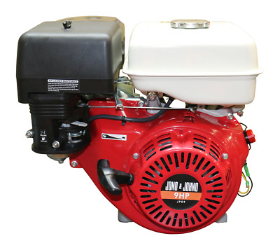 AU280 • Buy 9HP OHV Stationary Petrol Engine Horizontal Shaft Suits Saw Bench Water Pump Etc