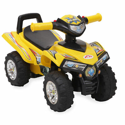 £34.99 • Buy Children Kids Battery Opperated Ride On Car ATV Quad Bike Outdoor Toddler Toy