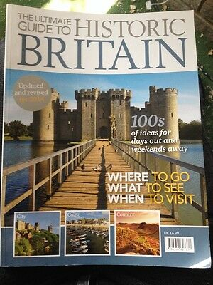 Ultimate Guide To Historic Britain 2014 # CATHEDRAL WALKS # MILITARY MUSEUMS # # • 3.99£