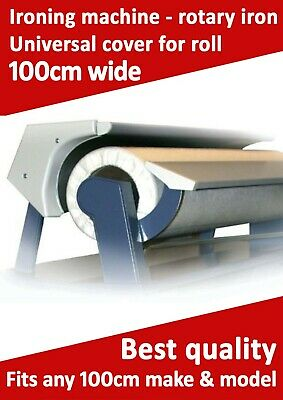 View Details Rotary Ironing Machine Roll Cover Cloth 100cm • 60.00£