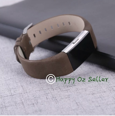 AU17.99 • Buy Fitbit Charge 2 Genuine Leather Band