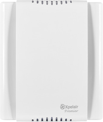 £65.99 • Buy Xpelair Fan With Timer DX200T Premier Centrifugal Bathroom Extractor 91014AW