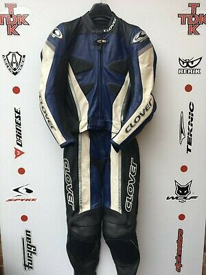£150 • Buy Clover Hp Two Piece Race Suit With Hump Uk 38 Euro 48
