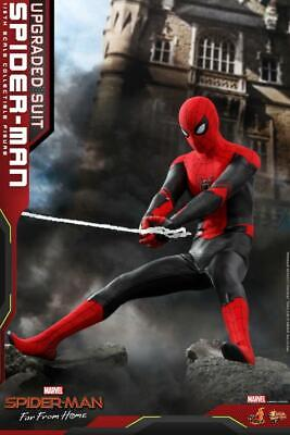 $ CDN396.71 • Buy 1/6 Hot Toys MMS542  Spider-Man: Far From Home  Spiderman Upgrade Battlesuit Toy