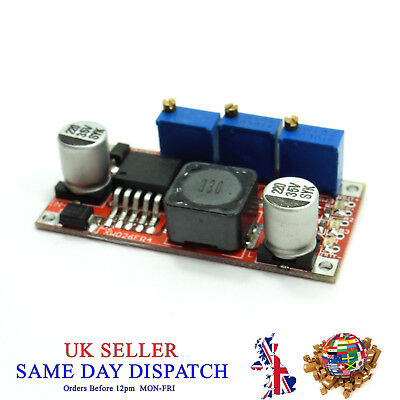 £7.58 • Buy DC-DC LM2596 Step Down 3A Constant Voltage Current Buck Converter Charger CV CC